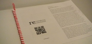 Reconsidering Reconciliation, exhibition documentation