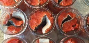 Salmon canning: a photographic essay