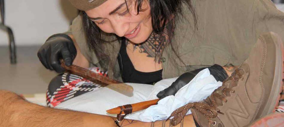 Indigenous Tattoo School